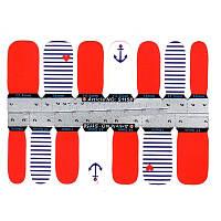 Самоклеящиеся наклейки для  ногтей