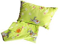 Детский комплект постельного белья (110*145)