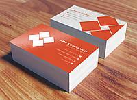 Печать визиток эконом 250 г/м2