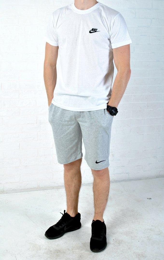 778efbb2 Мужские шорты и футболка найки (Nike) реплика купить в интернет ...