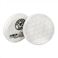 Круг полировальный Chemical Guys Hex Logic White Light-Medium Polishing Pad