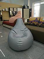 Кресло-груша (материал эко-кожа Зевс), размер 120*80 см