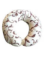 "Подушка для кормления из холлофайбера ""C-MINI"" 80см"