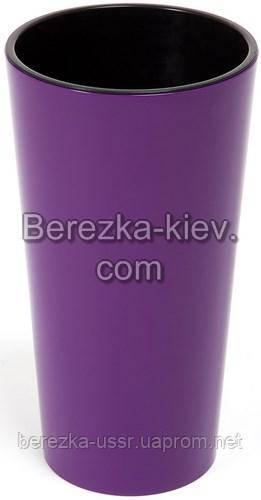 Горшок Lamela Lilia30 (Ламела Лилия) Фиолетовый
