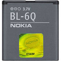 Аккумулятор Nokia BL-6Q (6700c)