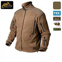 Куртка флисовая LIBERTY Helikon-Tex Coyote