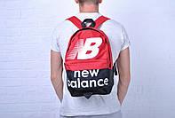 Городской рюкзак нью баланс (New balance) реплика