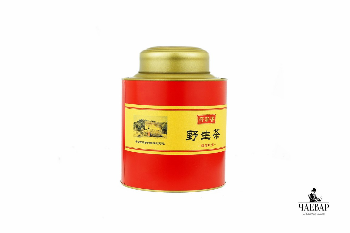 Premium Да Хун Пао Янь Сянь (осень 2017)