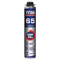 Пена монтажная профессиональная Tytan 65