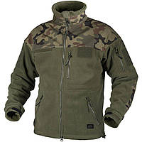 Флисовая кофта Helikon-Tex Infantry Duty Fleece Jacket Olive Green (M) (BL-INF-HF-18)