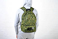 Спортивный рюкзак найк (Nike), камуфляж, милитари