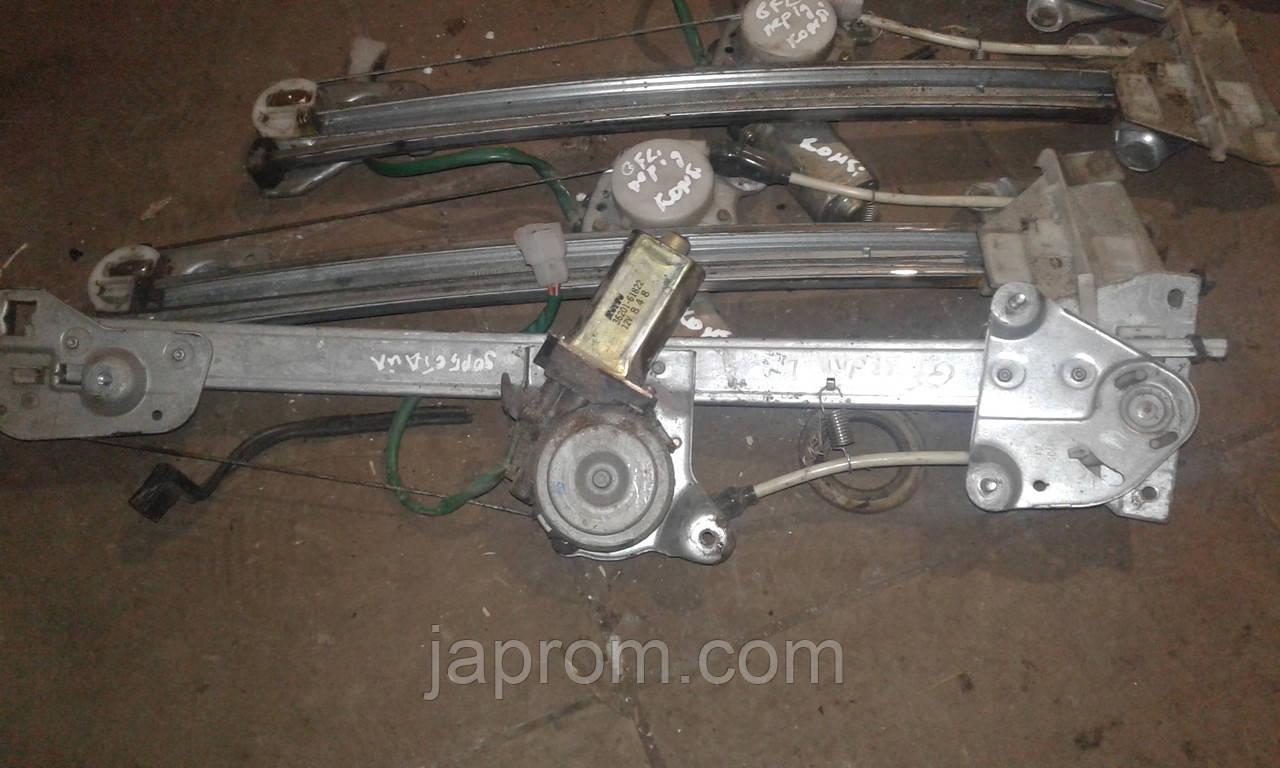 Стеклоподъемник передний левый электрический Mazda 626 GW Wagon 1997-2000г.в
