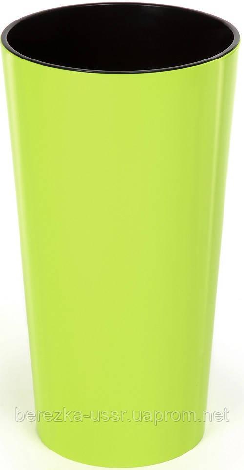 Горшок Lamela Lilia30 (Ламела Лилия) Лимонный