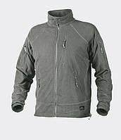 Кофта Helikon Alpha Tactical Grid Fleece Jacket Foliage Green XXL/regular (BL-ALT-FG-21)