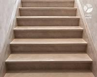 Мармурові сходи, Crema Marfil, фото 1