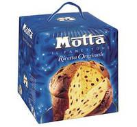 Рождественский итальянский  кекс (панеттоне) Motta  750 грамм