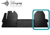 IVECO Daily VI 2014- Передний правый коврик Черный в салон
