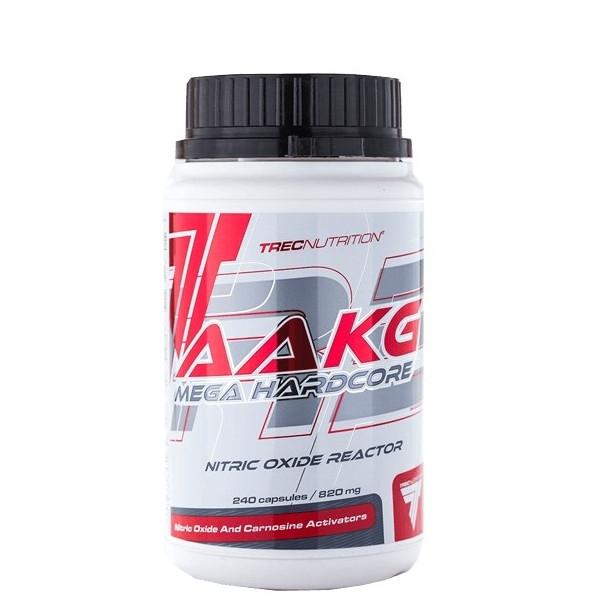 Trec Nutrition AAKG MEGA HARDCORE 240 caps