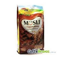 Мюсли BONA VITA s Cokoladou 750г