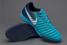 Футзалки Nike Tiempo Ligera IV IC 897765-414 (Оригинал), фото 2