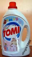 Детский гель для стирки TOMI Baby 3,96 Л  / 60 стирок