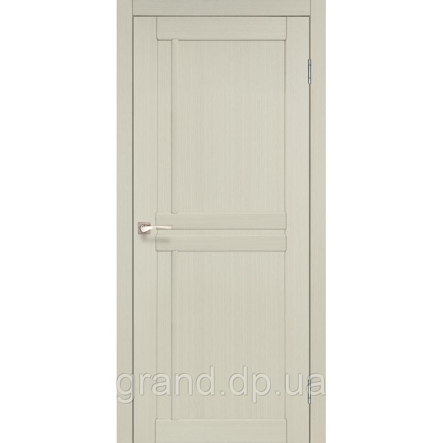 Двери межкомнатные Корфад SCALEA Модель: SC-01 цвет дуб беленый