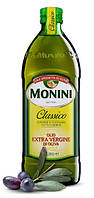 Оливковое масло Monini Classico extra vergine 1L