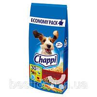 Chappi (Чаппи) корм д/собак (с говяд+птицей+овощ.) 13,5 кг