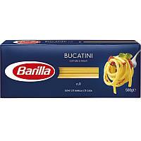 Спагетти Barilla Bucatini №9, 500 г (Италия) (макароны)