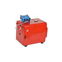 Дизельный генератор 7000W 12 / 230 / 380V KD121 Генератор, фото 2