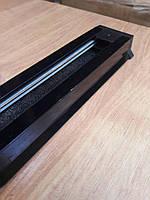 Шинопровод для трековых светильников ТРАПЕЦИЯ Z-LIGHT 4004-1 1м черный