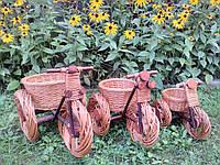 Плетеный набор Велосипеду