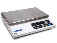 Весы настольные фасовочные CAS AD
