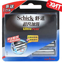 Cменные насадки Schick Ultra Plus 6 шт.