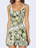 Платье Жемчуг