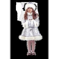 """Карнавальний костюм """"Снігурка кришталева"""" р.122-128"""