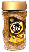 Cafe dOr Gold кофе растворимый, 200 г