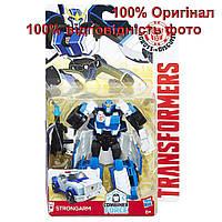 Трансформеры Роботы под прикрытием Strongarm Стронгарм Hasbro