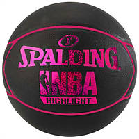Баскетбольный мяч Spalding NBA Highlight 4her р. 6