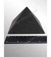 Пирамида из шунгита 100x100мм