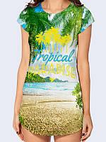 Туника Tropical Paradise