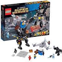 Конструктор LEGO серия Super Heroes Зеленый Горилла Гродд сходит с ума 76026