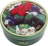Конфеты лесные ягоды bonbons леденцы 200г