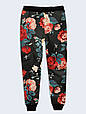 Женские брюки Розы винтаж, фото 2
