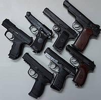 Основные отличия между оружием под патрон Флобера и пневматическим.