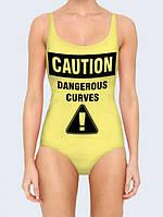 Купальник Dangerous curves