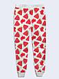 Женские брюки Арбузные дольки, фото 2
