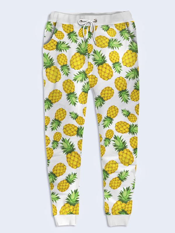 Женские брюки Ананасики
