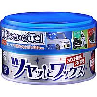 Универсальный полироль для кузова  SOFT99 00421 Refine Soft Paste Wax