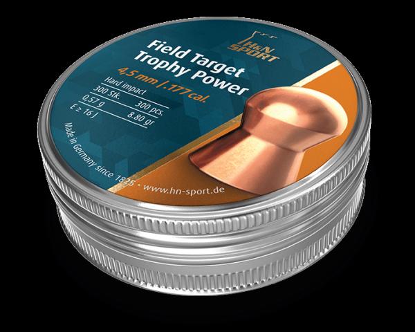 Пули пневматические H&N Field Target Trophy Power 0,57 гр (300 шт)